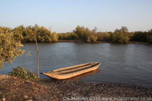 Allahein River, Gambia