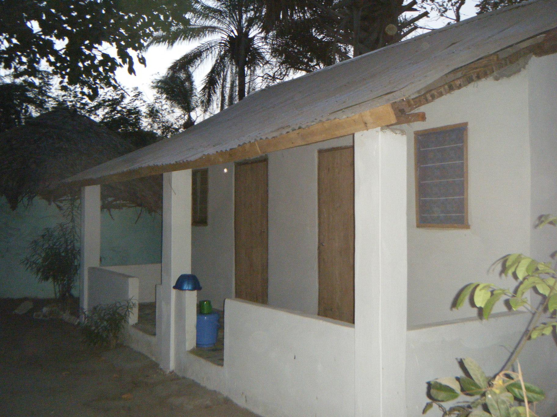 More block accommodation