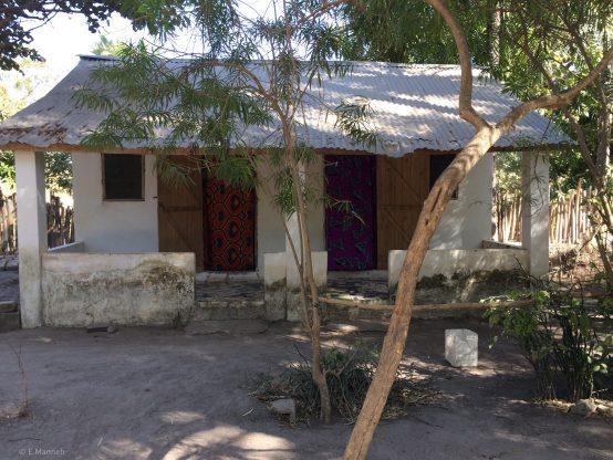 Block accommodation